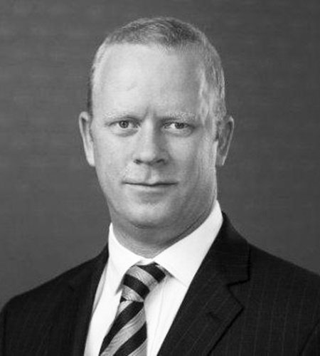 Hamish Cotton : Aviation & Marine Lawyer